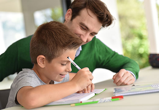 Kinder-Betreuung – vertrauensvolle Helfer für Ihre Familie